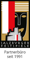 Salzburger Festspiele partner office since 1991